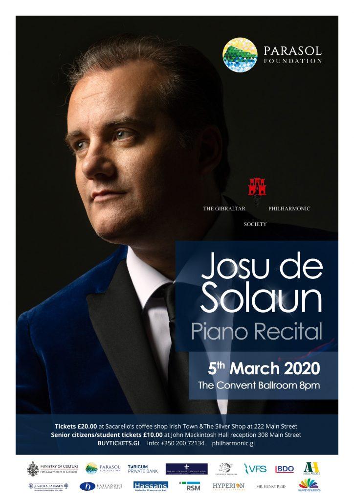 Josu de Solaun-Poster